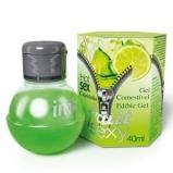 Gel Beijável -  Fruit Sexy Caipirinha - 40ml - Ref:4276