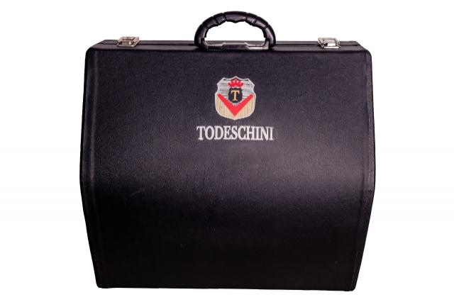 Estojo / Case Rígido p/ Todeschini Super 5 Cód.356