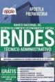 Apostila BNDES - Técnico Administrativo - Ed. Opção