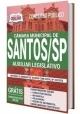 Apostila Concurso Câmara de Santos 2020 AUXILIAR LEGISLATIVO - OPÇÃO