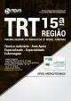 Apostila TRT 15ª Região CAMPINAS - Técnico Judiciário - Especialidade Enfermagem