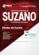 Apostila Prefeitura de Suzano SP 2018 Diretor de Escola - Ed NovaConcursos