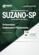 Apostila Prefeitura de Suzano SP 2018 Enfermeiro e Enfermeiro Plantonista - Ed NovaConcursos