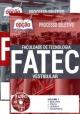 Apostila Concurso FATEC 2018 - E Opção