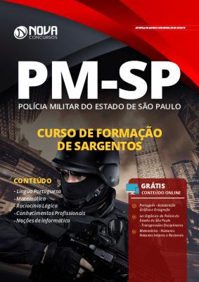 Apostila PMSP 2019 CFS Curso de Formação de Sargentos