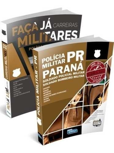Apostila Polícia Militar Do Paraná Pm Pr (combo) Alfacon