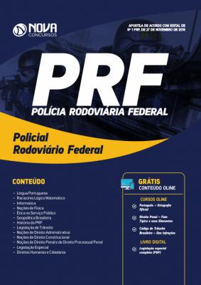 Apostila Prf 2018 Policial Rodoviário Federal Novaconcursos