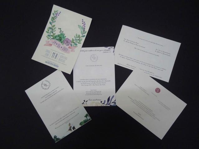 Convite A5