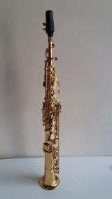 Sax Soprano Jahnke sib Laqueado
