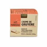 Creme Queijo Tipo Gruyère Fundido UHT - Pote 100 g