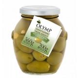 Azeitonas Verdes com Queijo Feta Olymp 200 g (Cód. 3662)