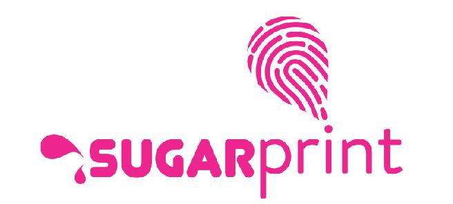 Sugarprint - transfers personalizados para suspiros