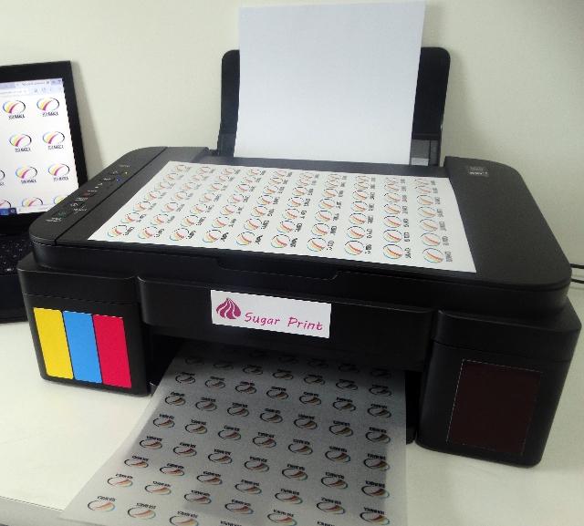 Impressora de Transfer para Suspiro A4 Multifuncional