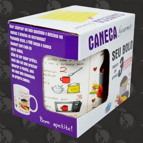 CANECA - BOLO DE CANECA