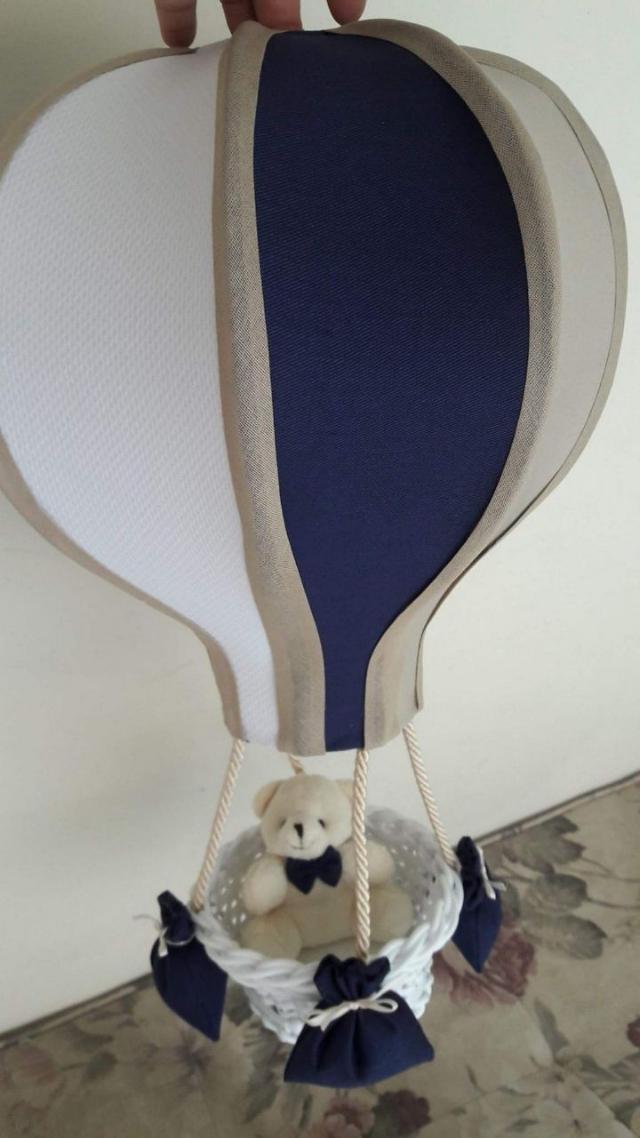 Lustre para teto balão