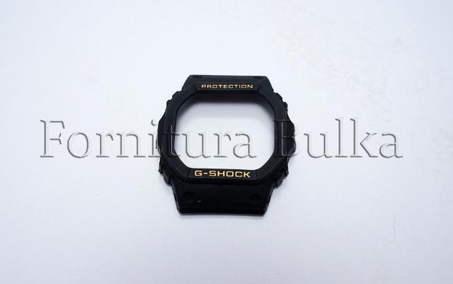 Capa Compativel para Relógio Casio (Com Relevo Dourado para Fundo Parafusado)