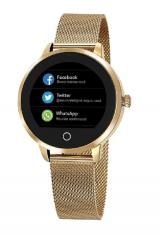 Relógio Unissex Seculus Smartwatch cód. 79003LPSVDA2