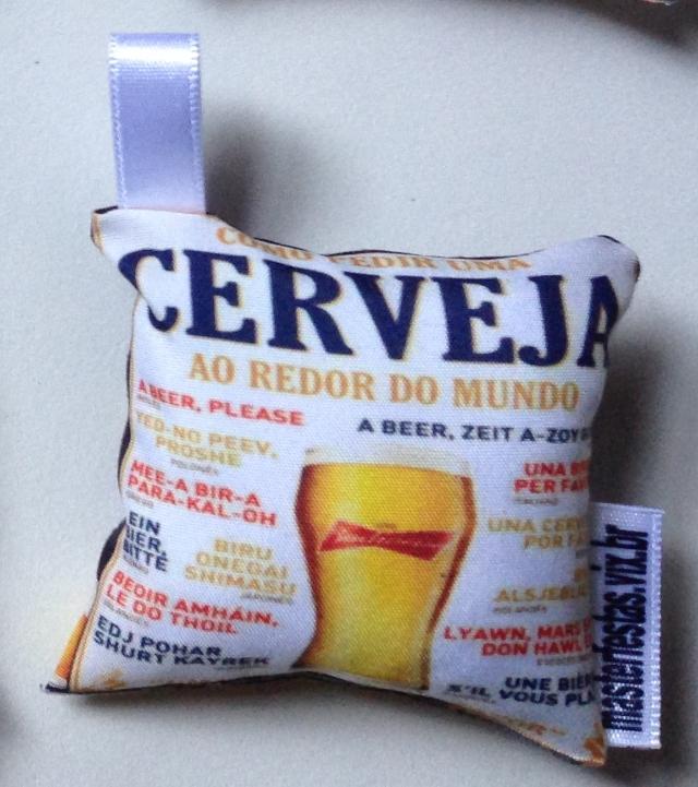 Chaveiro Cerveja