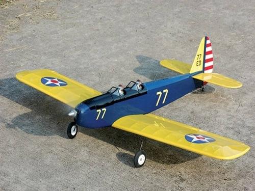 Planta Do Aeromodelo Speed 400 Pt-19.