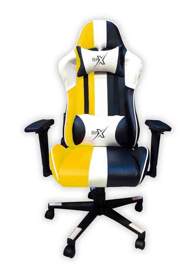 Cadeira Gamer BRX 363 Amarela