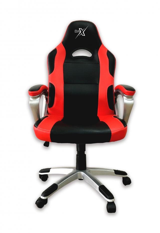Cadeira Gamer BRX 302 Vermelha