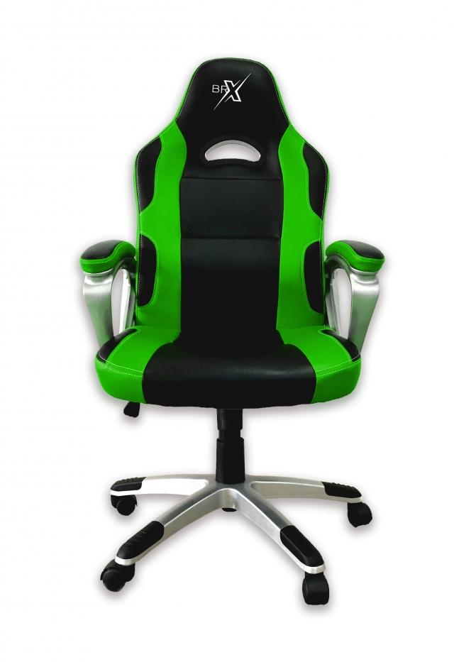 Cadeira Gamer BRX 302 Verde