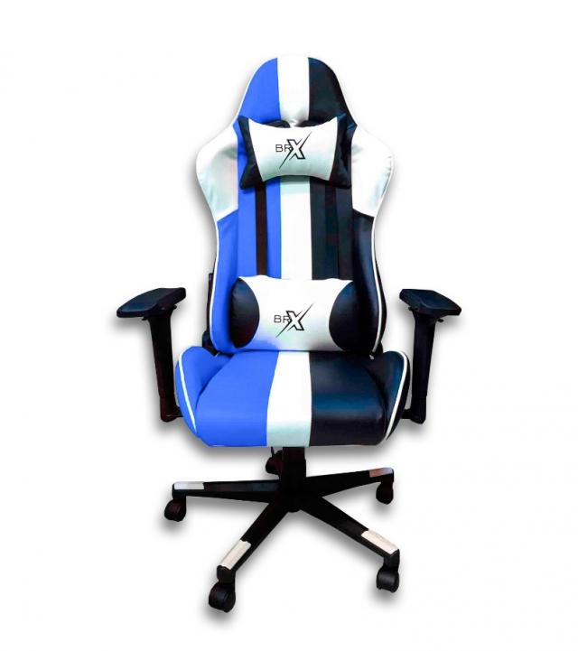 Cadeira Gamer BRX 363 Azul
