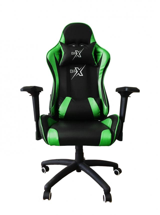 Cadeira Gamer BRX 322 Verde