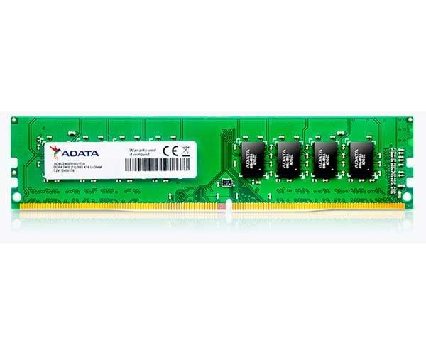 Memória 4GB (1X4) DDR4 2400MHZ, AD4U2400J4G17-S - Adata
