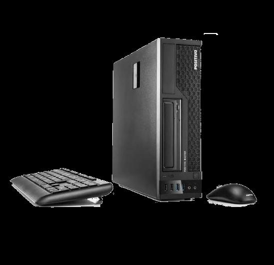 COMPUTADOR POSITIVO D6200 8ª Geração de Processadores I5 Intel® Core?