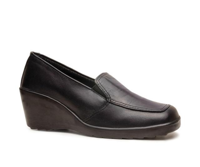 Sapato de Segurança Feminino com Salto Anabela 20HFE600 (2230HFEB6600FF) - Fujiwara