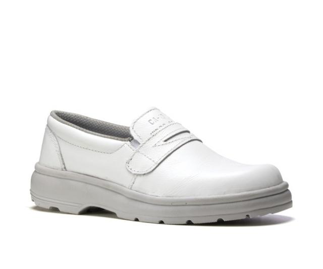 Sapato Feminino Branco Elástico 20HFNS600 (2228FFNB6600FF) - Fujiwara