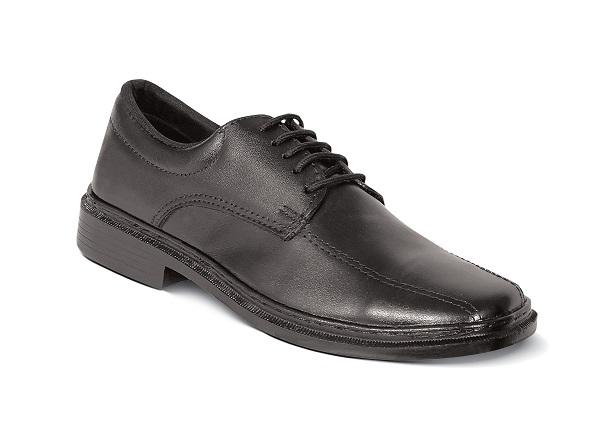 Sapato de segurança social amarrar sem biqueira solado de borracha 727