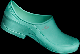 Sapato MOOV Antiderrapante Verde 75FMSG600 Fujiwara CA 38590