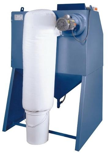 Filtro Coletor Jato de Areia / Granalha 350 X 1600MM