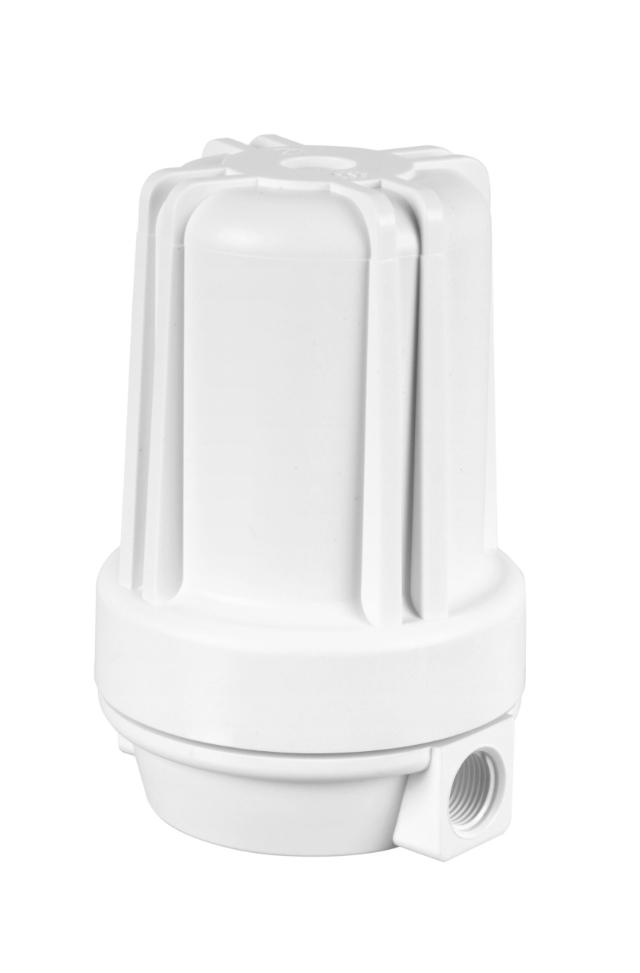 Filtro de Água Carcaça Branca 5 polegadas de uso Industrial