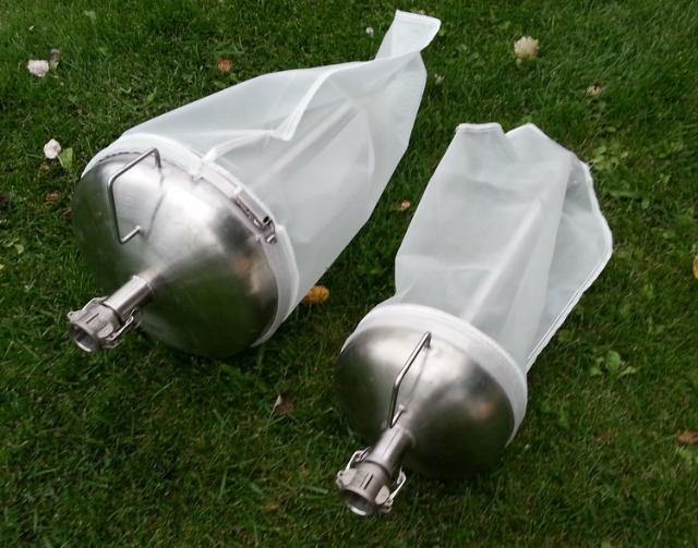 Filtro BAG GEOTEA em Nylon para Compostagem Organica