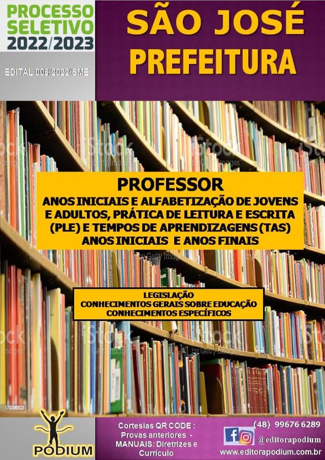 APOSTILA PROFESSOR - ANOS INICIAIS