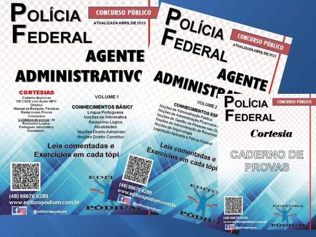 AGENTE ADMINISTRATIVO DA POLICIA FEDERAL