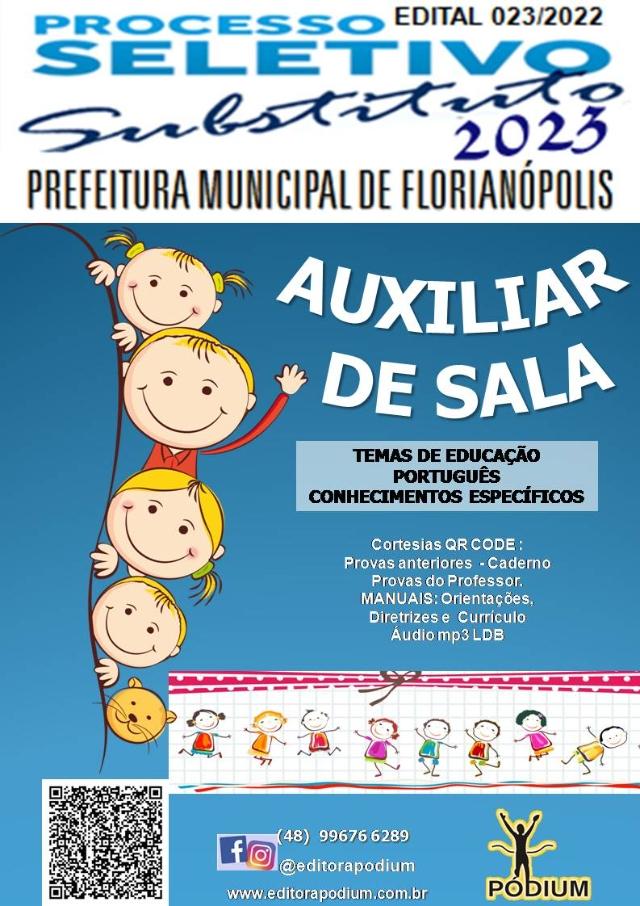 APOSTILA CARGO AUXILIAR DE SALA