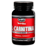 L-Carnitina - 120 cápsulas 570 mg
