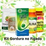 Kit Gordura no Fígado