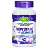 Triptofano (5-HTP) + Vitaminas - 60 cápsulas