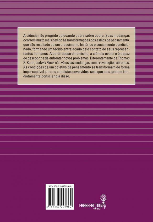 Gênese e Desenvolvimento de um Fato Científico
