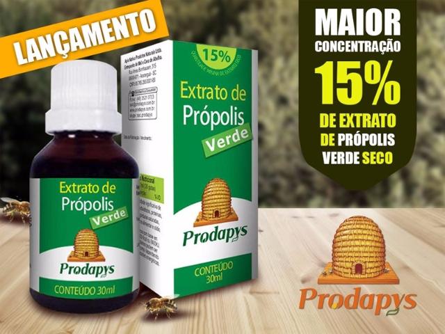 Extrato de Própolis verde Prodapys com 30 ml