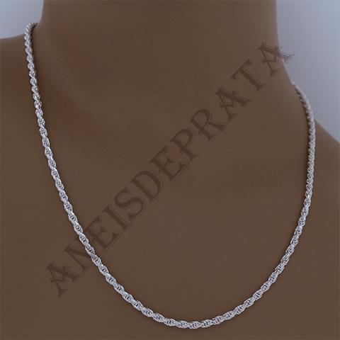 correntes em prata