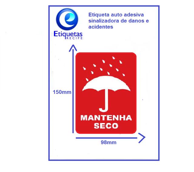 Etiqueta auto - adesiva de segurança, para embalagem sinalizadora de danos ou acidentes medindo 98 mm largura  x 150 mm de altura?cache=2019-10-23