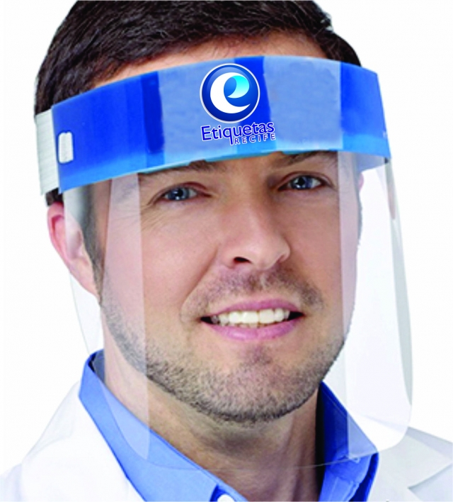Máscara de Proteção (Face Shield)