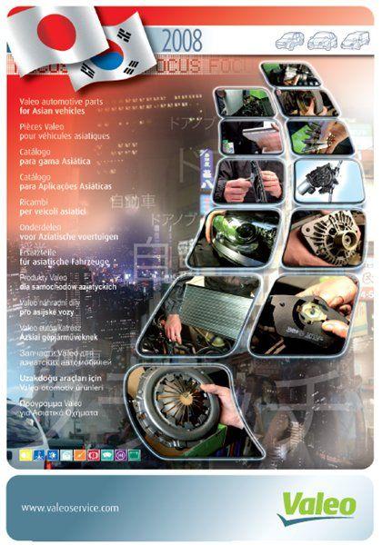 Catálogo de peças VALEO [ 2011-2012, PDF] por R$50,00