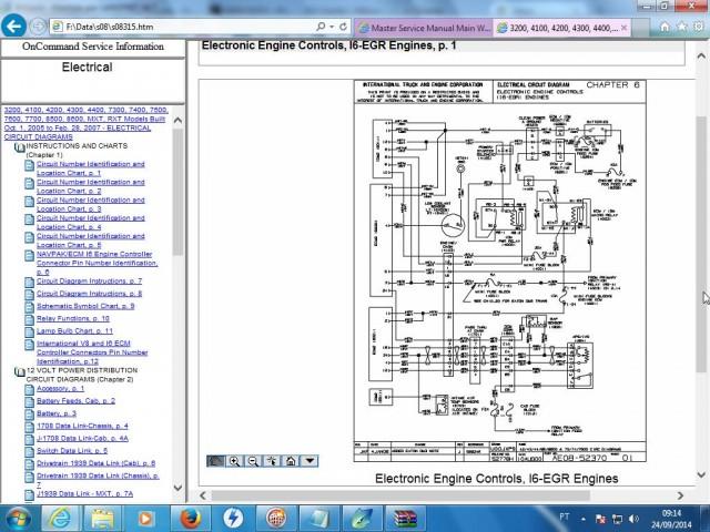 Navistar 530e Service Manual